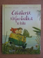 Anticariat: Michael Engler - Calatorie elefanyastica in India