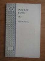 Anticariat: Michael Frayn - Donkeys years
