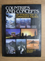 Michael G. Roskin - Country and concepts. An introduction to comparative politics