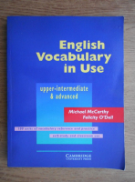 Anticariat: Michael McCarthy - English vocabulary in use