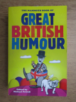 Michael Powell - The mammoth book of Great British humour