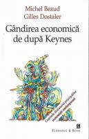Anticariat: Michel Beaud - Gandirea economica de dupa Keynes