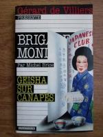 Anticariat: Michel Brice - Geisha sur canapes