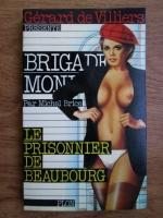 Anticariat: Michel Brice - Les prisonnier de Beaubourg