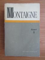 Anticariat: Michel de Montaigne - Eseuri (volumul 2)
