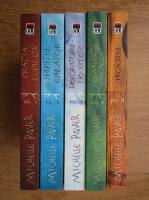 Michelle Paver - Cronici din tinuturi intunecate (5 volume)