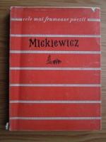 Anticariat: Mickiewicz - Poezii (Colectia Cele mai frumoase poezii)