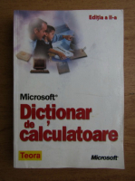 Anticariat: Microsoft, dictionar de calculatoare