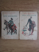 Miguel de Cervantes - Don Quichotte (2 volume, 1937)