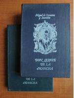 Miguel de Cervantes - Don Quijote de la Mancha (2 volume)