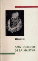 Miguel de Cervantes - Don Quijote de la Mancha (editie 1965)