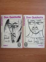 Miguel de Cervantes - Don Quijote de la Manche (2 volume)