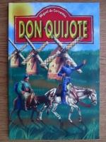 Miguel de Cervantes - Don Quijote (repovestita pentu copii)