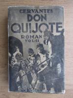 Miguel de Cervantes - Don Quijote (volumul 2, 1936)