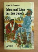 Miguel de Cervantes - Leben und Taten des Don Quijote