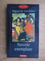 Miguel de Cervantes - Nuvele exemplare (volumul 1)