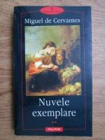 Anticariat: Miguel de Cervantes - Nuvele exemplare (volumul 2)