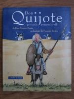 Miguel de Cervantes, Rosa Navarro Duran - Don Quijote povestit pentru copii
