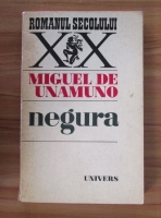 Anticariat: Miguel De Unamuno - Negura