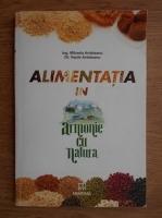 Mihaela Ardeleanu - Alimentatia in armonie cu natura