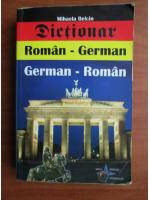 Anticariat: Mihaela Belcin - Dictionar Roman-German, German-Roman