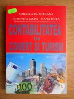 Anticariat: Mihaela Dumitrana - Contabilitatea in comert si turism