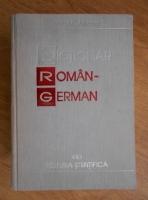 Anticariat: Mihai Anutei - Dictionar roman-german