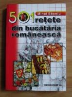 Anticariat: Mihai Basoiu - 501 retete din bucataria romaneasca