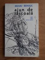 Anticariat: Mihai Beniuc - Ajun de rascoala (gravuri de Mircea Dumitrescu)