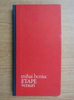 Anticariat: Mihai Beniuc - Etape, versuri