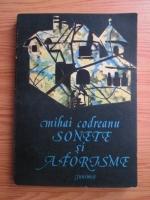 Mihai Codreanu - Sonete si aforisme