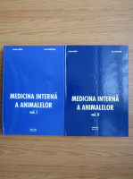 Mihai Dumitru - Medicina interna a animalelor (volumele 1 si 2)