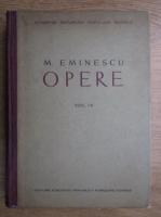 Mihai Eminescu - Opere, volumul 4 (Poezii postume)