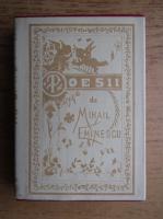 Mihai Eminescu - Poesii (format liliput, editie opinia studenteasca, 1984)