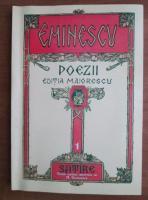 Mihai Eminescu - Poezii 1. Satire