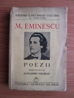 Mihai Eminescu - Poezii (1940)