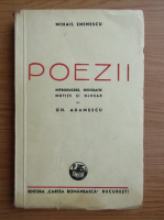 Mihai Eminescu - Poezii (1946)