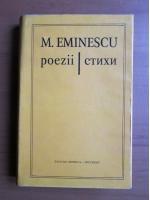 Mihai Eminescu - Poezii (bilingva romana rusa)