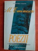 Mihai Eminescu - Poezii (comentarii de Ion Rotaru)
