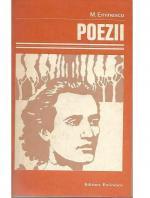 Anticariat: Mihai Eminescu - Poezii (Ed. Eminescu, 1984; prefata de Zoe Dumitrescu-Busulenga)