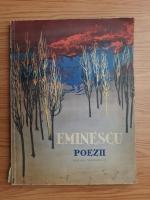 Mihai Eminescu - Poezii (editie 1961, ilustratii de Perahim)