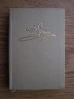 Mihai Eminescu - Poezii (Editie bibliografica format liliput)