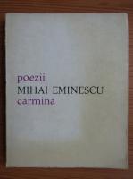Mihai Eminescu - Poezii (editie bilingva romana latina)