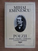 Mihai Eminescu - Poezii (editie in romana, engleza, franceza, germana, rusa si spanioala)
