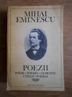 Mihai Eminescu - Poezii (editie in romana, engleza, franceza, germana, spaniola si rusa)