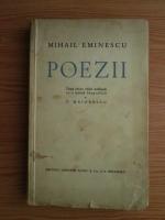 Mihai Eminescu - Poezii (editie interbelica)