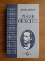 Mihai Eminescu - Poezii. Gedichte (editie bilingva romana-germana)