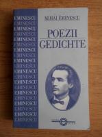 Mihai Eminescu - Poezii. Gedichte