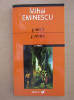 Mihai Eminescu - Poezii / Poesies (editie bilingva romana-franceza)