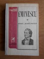 Mihai Eminescu - Poezii, proza literara